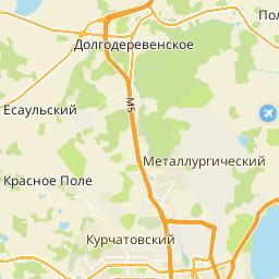 Челябинская область автомобильные дороги