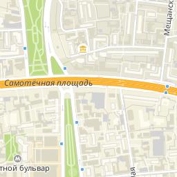 Чеховские места в Москве - карта и фото   Узнай Москву 7916af70a88